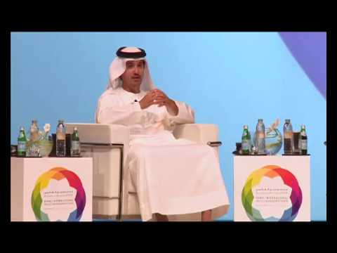 Panel Discussion: Expo Session : H.E. Helal Saeed Almarri + H.E. Abdullah Naser Lootah