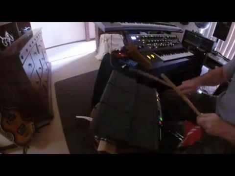 Moog Sub 37 - Yamaha DTX Multi 12 - Roland RC300