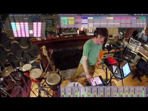 portal (ableton live looping performance)