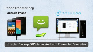 How to Backup SMS from Android Phone to Computer, Backup Android Messages to PC