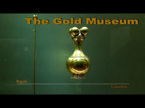 Gold Museun of Colombia