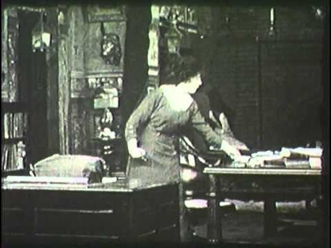 TROUBLESOME SECRETARIES 1911  John Bunny, Mabel Normand
