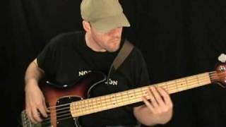Josie -  Steely Dan (Bass Cover)