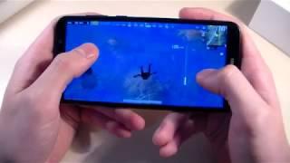 Игры Huawei Y5 2018 (GTA:SanAndreas, PUBG:Mobile, NFS:MostWanted)