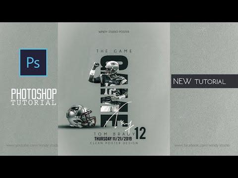 Adobe Photoshop Tutorial L Game Poster Design#Photoshop #PhotoshopTutorial #AdobePhotoshop
