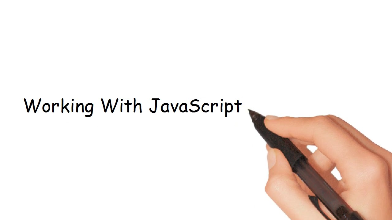 JavaScript For Beginners   Learn JavaScript From Scratch