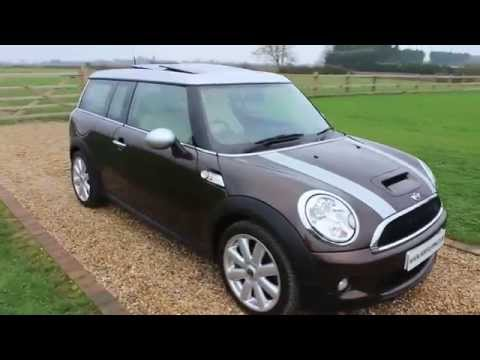 Mini Clubman Cooper S Brown Hot Chocolate For Sale Youtube