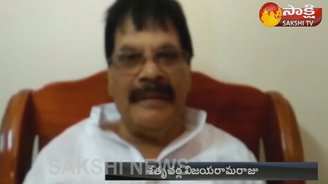 Vijaya Rama Raju Latest News Videos and Photos of Vijaya Rama Raju