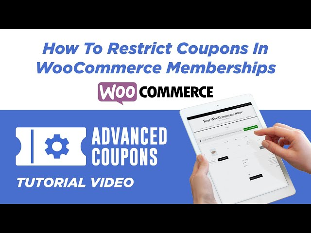 How To Restrict Coupons In WooCommerce Memberships