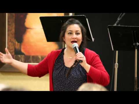 Love Conquers All - Chapel Valley Moment (12/11/15) - Pastor Suzie Genin