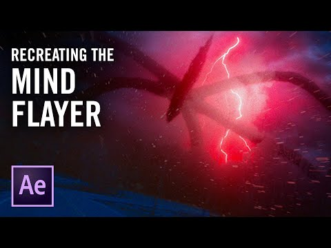 "Tutorial | Recreating the Mind Flayer from ""Stranger Things"" thumbnail"