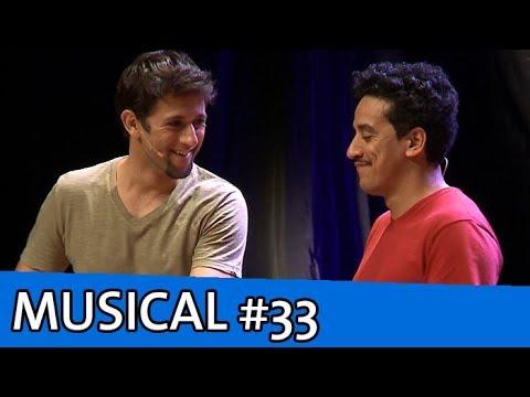 IMPROVÁVEL - MUSICAL IMPROVÁVEL #33