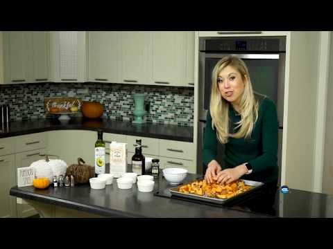 Fit Foodie: A healthy sweet potato alternative for your Thanksgiving meal
