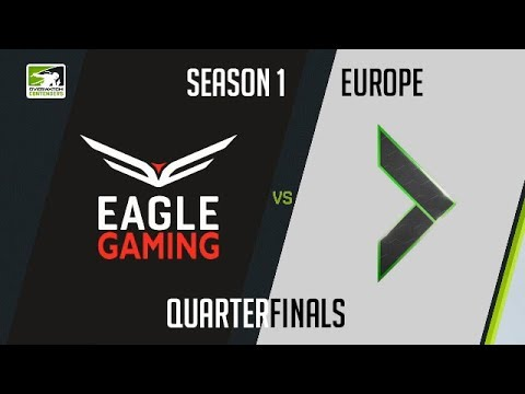 Eagle Gaming vs Team Gigantti (Part 1) | OWC 2018 Season 1: Europe [Quarterfinals]