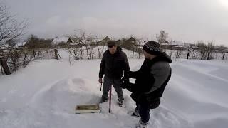 видео Пчелы в ППУ зимой | Блог Сергея Самойлова
