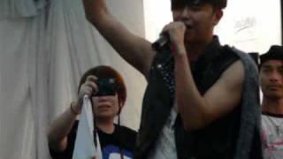 [120310]黄鸿升《爱&英雄》新加坡签唱会 地球上最浪漫的一首歌