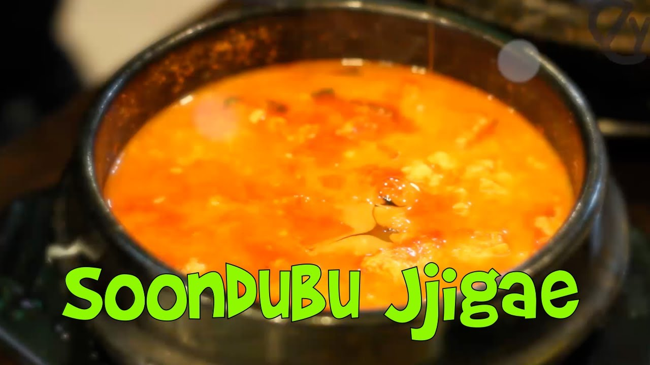 Soondubu Jjigae aka Soft Tofu Stew - YouTube