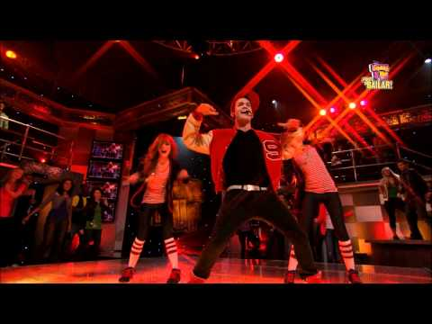 Disney Channel España | Shake it up: ¡Ponte a Bailar! Not too young to feel this way