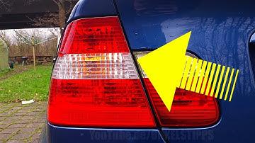 Blinker Reparieren | Bmw E46 | Blinker spinnt | LÖSUNG TEIL 1