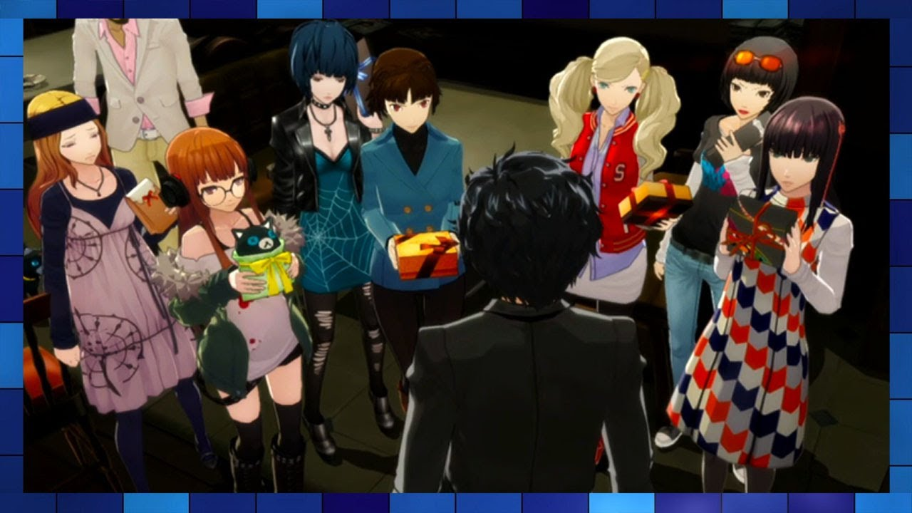 Consequences of dating everyone persona 5