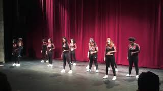 HSAS TALENT SHOW 2017 - DANCE TEAM