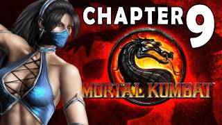 Mortal Kombat 9 - Chapter 09: Kitana 1080P Gameplay / Walkthrough