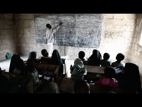 Boko Haram Conflict Keeping Kids Out of School - SHORT