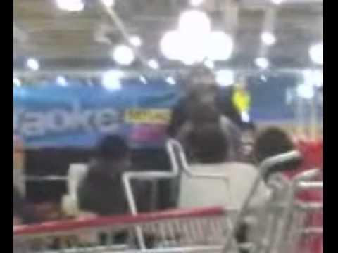 Slava Wins Korean Karaoke at H-Mart
