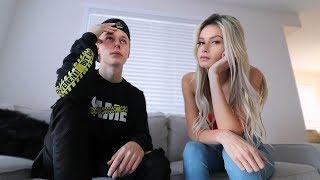 telling my boyfriend I cheated on him.. *PRANK*