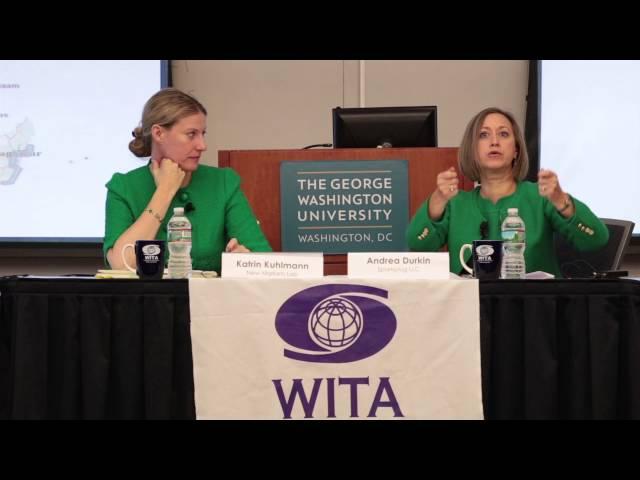 ITS 9/29/16: Trade Economic Development & Capacity Building Katrin Kuhlmann & Andrea Durkin Part 3