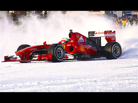 ferrari f1 car 2016 snow testing ferrari f1 2016 testing carjam tv hd 2017 youtube. Black Bedroom Furniture Sets. Home Design Ideas