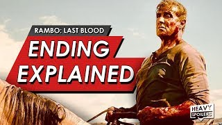 Rambo: Last Blood Ending Explained & Post Credits Scene Breakdown + Why IGN Is Wrong With Its Review