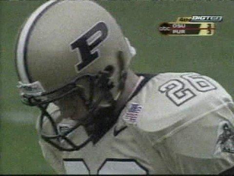2002: Ohio State v. Purdue (Drive-Thru)
