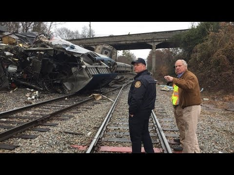 Amtrak crash could've been prevented – former NTSB official