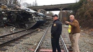Video Amtrak crash could've been prevented – former NTSB official download MP3, 3GP, MP4, WEBM, AVI, FLV Juni 2018