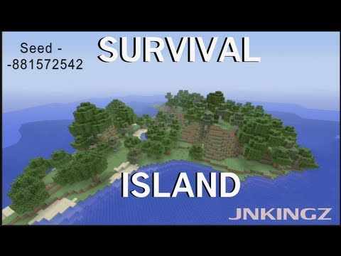 Minecraft xbox one survival island seed! Youtube.