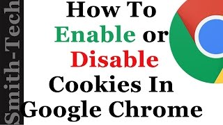 видео how to enable cookies chrome