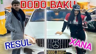 Resul Abbasov ft. Xana - Dodo Baku (Rap) (Official Music Video) (2019)