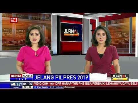 Airlangga Akui Bertemu SBY Bahas Pilpres 2019