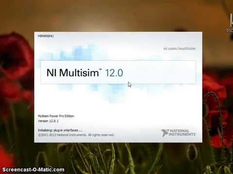 NI License Activator v1.1 for Multisim 12