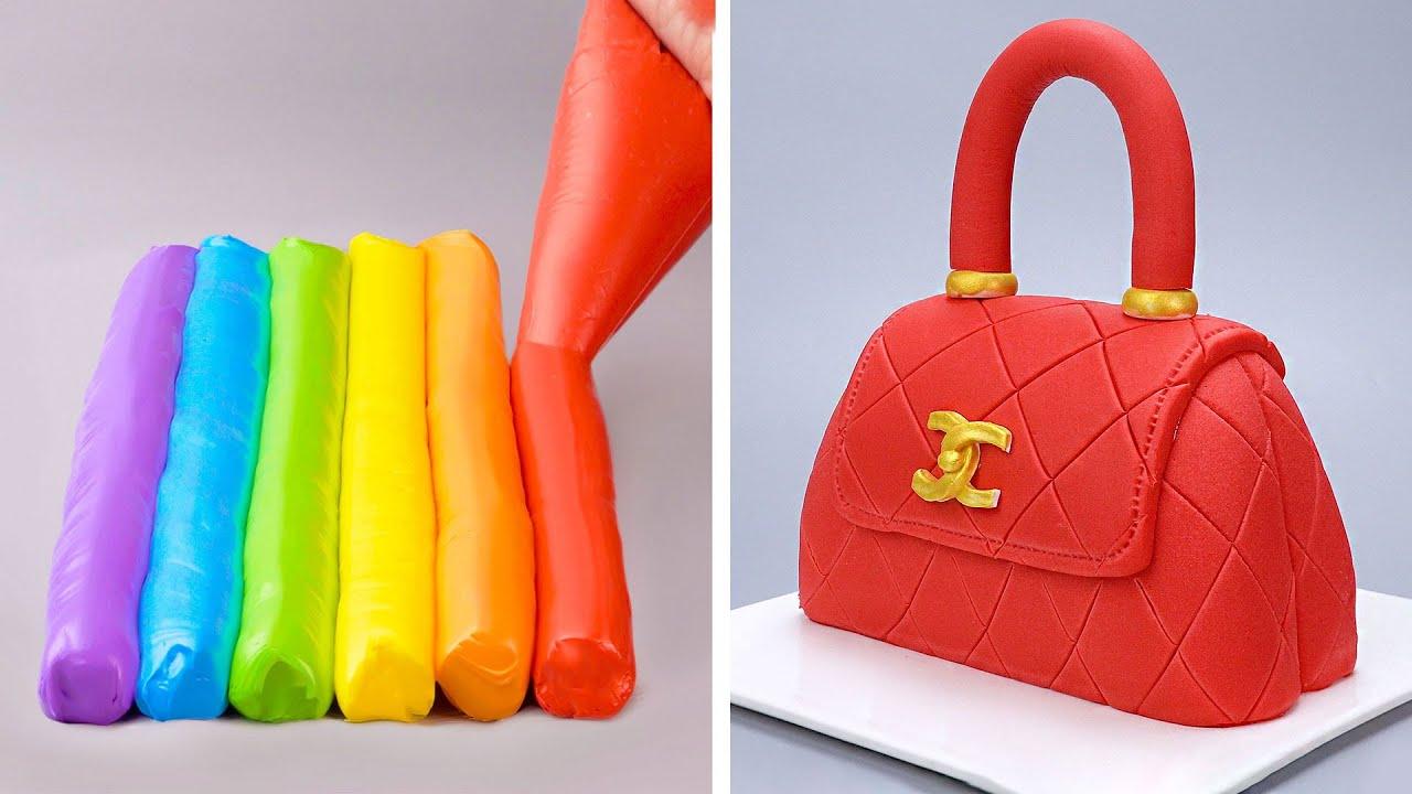 Top Fondant Cake Decorating Ideas Compilation | Easy Cake Decorating Tutorials | Perfect Cake