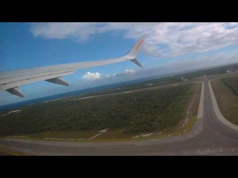 Punta Cana - Take off from the airport