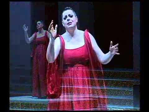 Daniela Barcellona:  Sgombra è la sacra selva (V.Bellini, Norma)