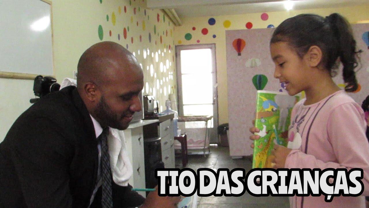 TIO DAS CRIANÇAS - Pr. Jacinto Manto   Tô Solto