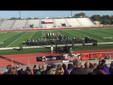 2019 Lonestar Classic Drumline Competition - LV Berkner High School