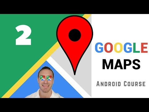 Google Maps API Setup (part1) - [Android Google Maps Course]