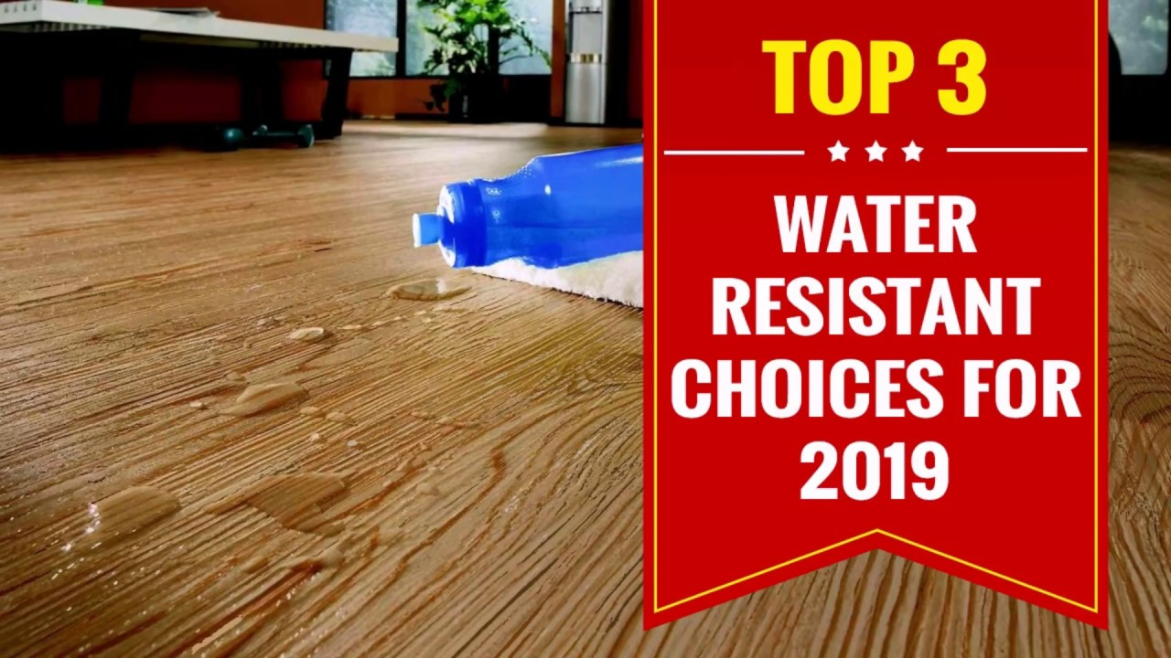 Water Resistant Flooring Options From Express