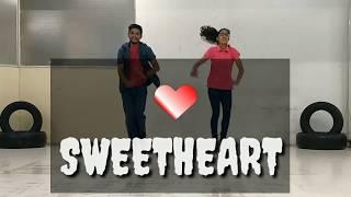 Kedarnath | Sweetheart | Dance | Choreography By Naresh -Neha