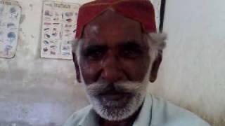 Funny sindhi poem(mazaya kamdar)