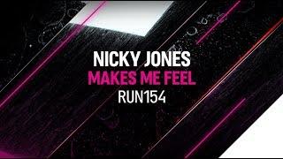 Nicky Jones - Makes Me Feel